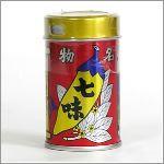 八幡屋礒五郎七味唐辛子(缶)14g