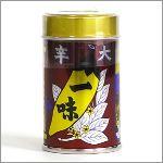 八幡屋礒五郎大辛一味唐辛子(缶)14g