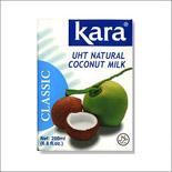 Kara クラシック ココナッツミルク ブリック(25個入)