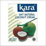 Kara ココナッツクリーム UHT(200ml)