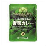 【新宿中村屋】(4種の国産野菜の)野菜カレー(180g)